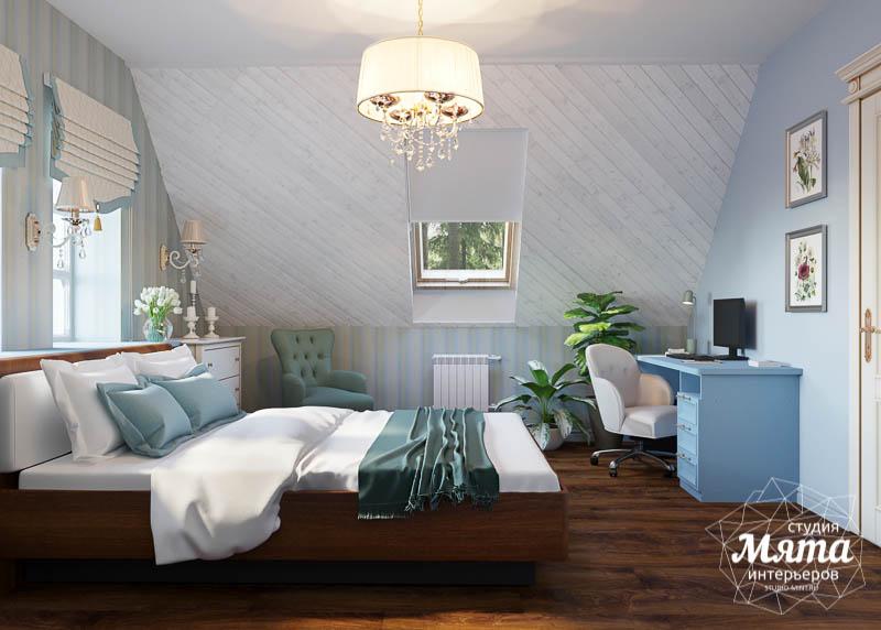 Дизайн интерьера и ремонт коттеджа г. Асбест img2061435560