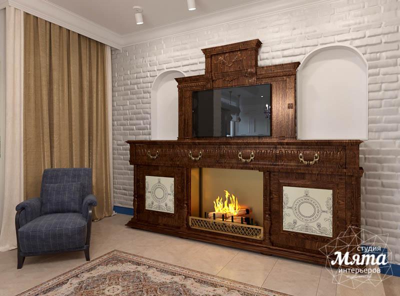Дизайн интерьера и ремонт коттеджа г. Асбест img2047643441