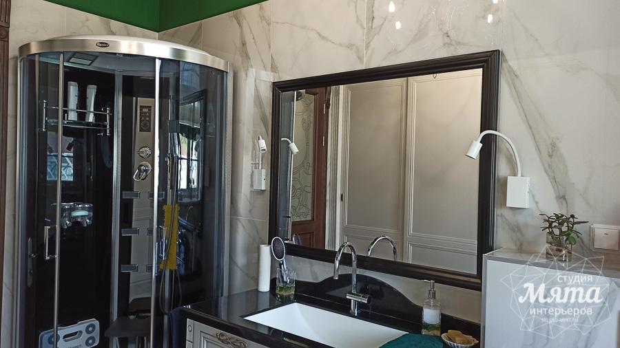 Дизайн интерьера и ремонт коттеджа г. Асбест 19