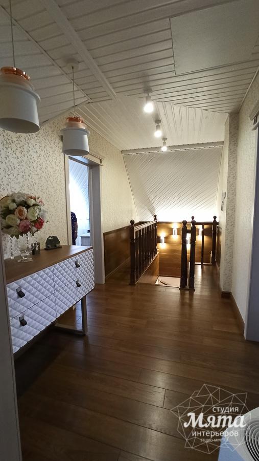 Дизайн интерьера и ремонт коттеджа г. Асбест 23