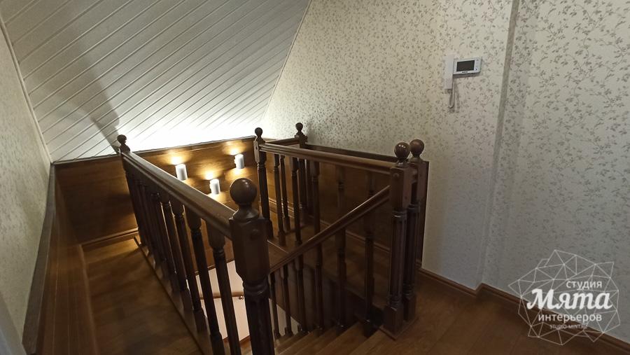 Дизайн интерьера и ремонт коттеджа г. Асбест 25
